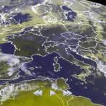 PREVISIONI METEO DOMANI 23 GIUGNO 2012: tornano le nubi al Nord