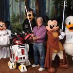 WALT DISNEY compra la Lucas Film, incluso Guerre Stellari