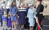 Londra, Kate fa 'shopping' con Camilla e la regina Elisabetta