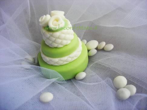 Segnaposto Matrimonio Mini Torte.Segnaposto Matrimonio Cosa Sono Le Mini Cake