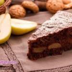 TUTORIAL CUCINA: torta di pere e cioccolato