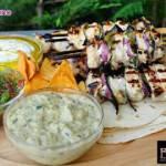 TUTORIAL CUCINA: shish kebab di tacchino