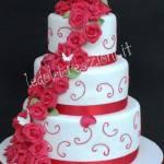 WEDDING CAKE: esistono torte esclusivamente nuziali?