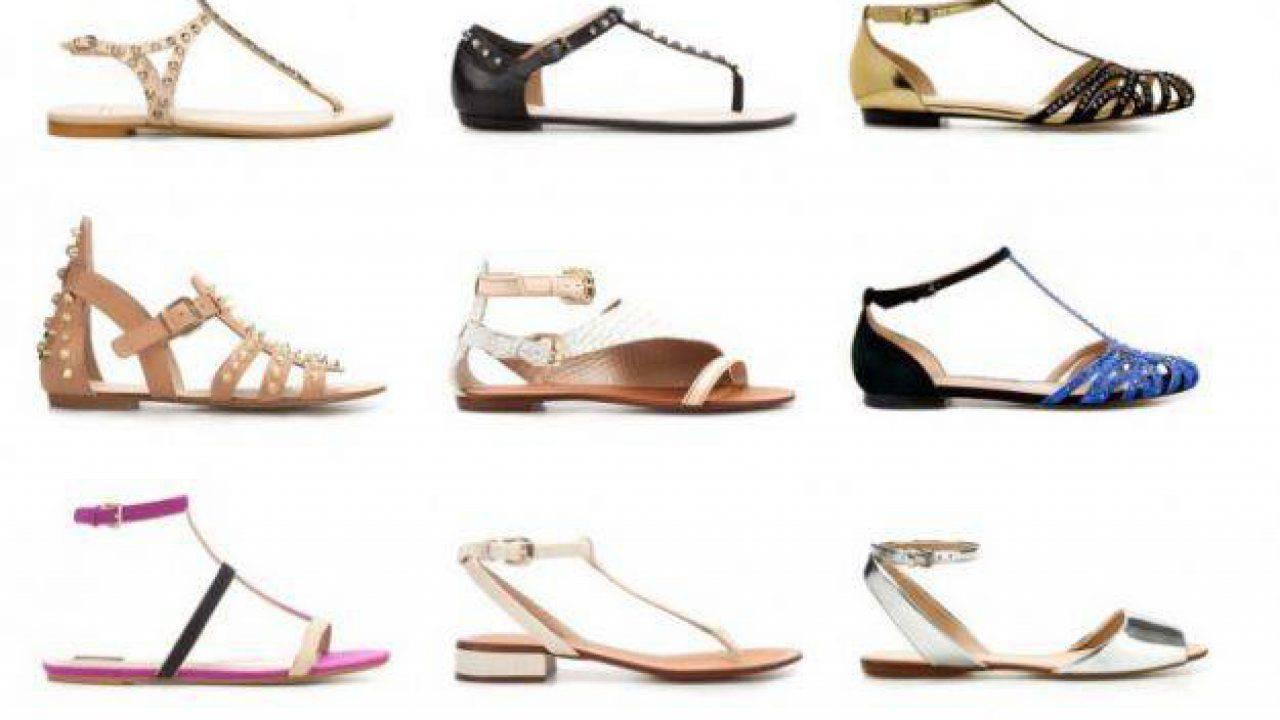 SCARPE 2012 novità: Zara, collezione primavera estate
