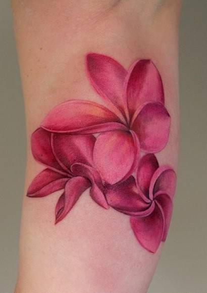 Fiori Tatuati.Tatuaggi I Fiori Significato E Foto