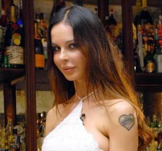 tatuaggio nina moric