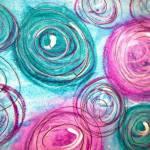MAKE UP TUTORIAL: verde e rosa… che abbinamento!