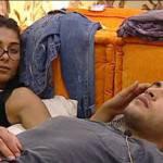"""GRANDE FRATELLO 12: Vito e Sabrina ai ferri corti. """"Comportamento infantile"""" sentenzia Armando"""