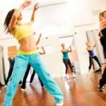 ESERCIZI IN CASA: coreografia di zumba